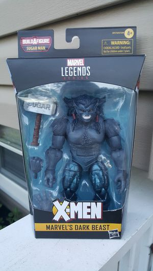 Marvel Legends Dark Beast collectible action figure for Sale in Hanover Park, IL