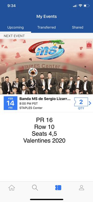 Banda MS tickets for Sale in Los Angeles, CA