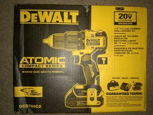 DeWalt 20 v hammer drill/ driver kit for Sale in Las Vegas, NV