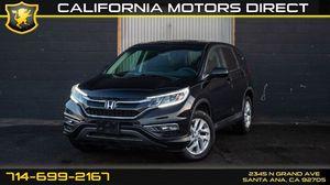 2016 Honda CR-V for Sale in Santa Ana, CA