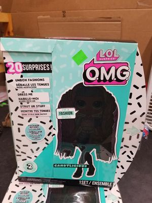 LOL OMG Surprise Doll Candylicious 5 Available $25 FIRM for Sale in Redlands, CA