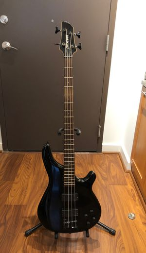 Fernandes Gravity 4 Deluxe Bass Guitar for Sale in Washington, DC