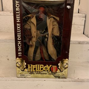 Mezco Toys Hellboy 2 18 Inch Deluxe Figure for Sale in Los Angeles, CA