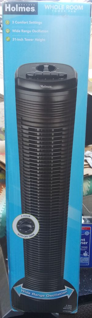 Holmes - Whole Room Tower Fan for Sale in Anaheim, CA