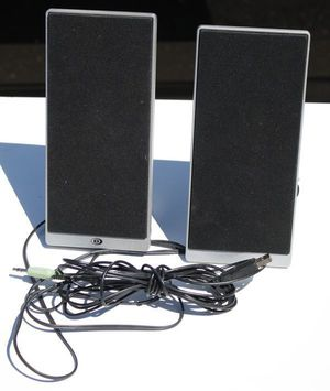 USB laptop/PC speakers for Sale in Kissimmee, FL