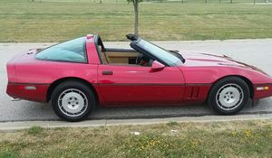 1986 Chevy Corvette for Sale in Cleveland, OH