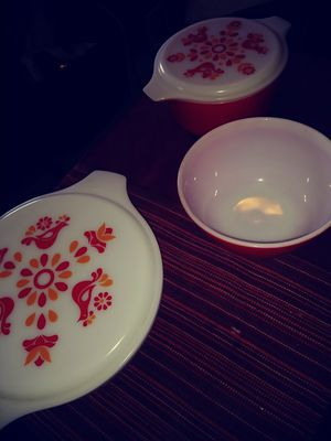 Pyrex cooking ware 1 1/2 qt., 2 qt. and. 2 1/2 qt. for Sale in Winter Haven, FL