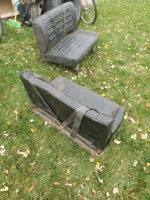 Jeep CJ Seats for Sale in Bensenville, IL
