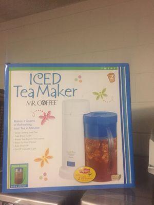 Iced tea maker mr coffee for Sale in Winter Park, FL