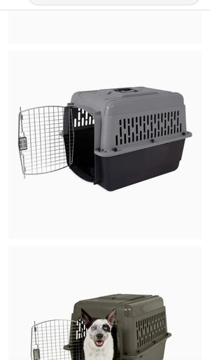Medium size Dog/Puppy crate for Sale in Marina, CA