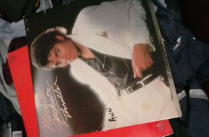 Michael Jackson album for Sale in Raleigh, NC