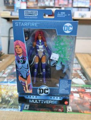 DC Signature Collection Batman Rebirth Starfire Action Figure for Sale in Mesa, AZ
