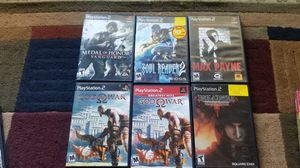 Ps2 games for Sale in Port Orchard, WA