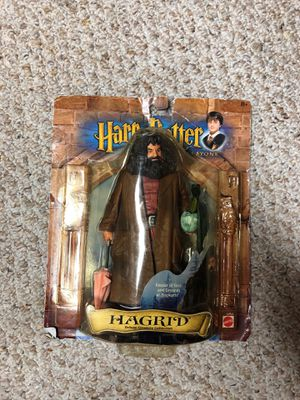 Harry Potter HAGRID deluxe creature collection for Sale in Washington, DC