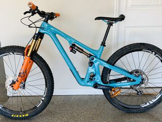 Fully Loaded 2020 SB130 T2 w/Carbon wheels, XTR Brakes & InvisiFrame for Sale in Bartonville,  TX