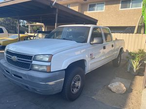 2007 Chevy Silverado 2500 Duramax diesel LBZ for Sale in Escondido, CA
