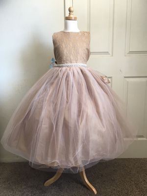 Gold pearled Dress for Sale in Las Vegas, NV
