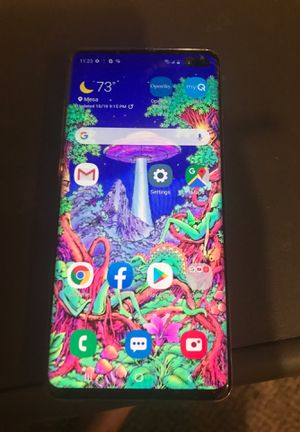 Galaxy s10 plus carrier unlocked for Sale in Mesa, AZ
