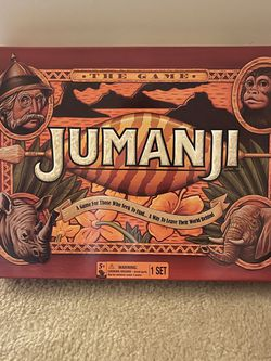 Jumanji Board Game for Sale in Rockville,  MD