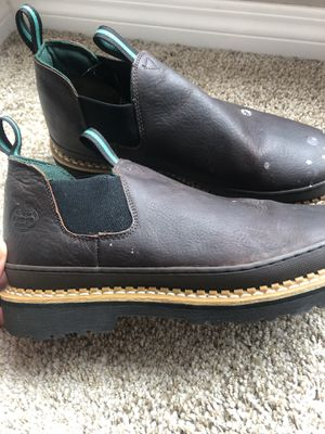 Georgia boots slip ons size 13 for Sale in Tacoma, WA