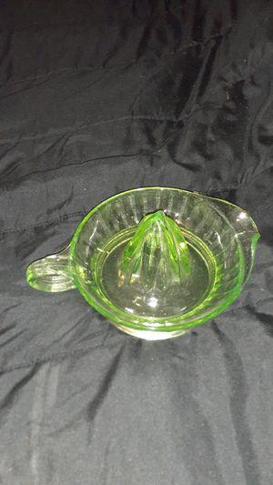 ### Antique Vaseline Glass ### for Sale in Sarasota, FL
