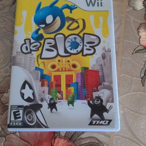 De Blob Wii Game for Sale in Los Angeles, CA