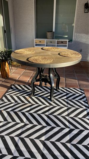 Kitchen Table from living spaces for Sale in Chandler, AZ