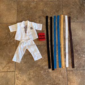 American Girl/truly Me Doll Karate Set for Sale in Scottsdale, AZ