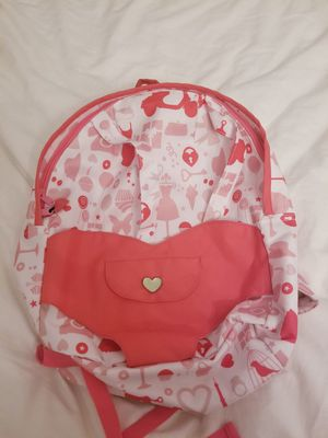 Our Generation Doll Backpack for Sale in Westchester, IL