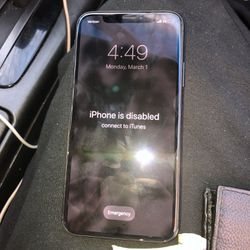 Iphone X for Sale in Tualatin,  OR