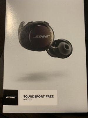 Bose SoundSport Free Headphones for Sale in Nashville, TN