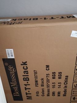 Portable Massage Table With New Sheet Set Both New In Box for Sale in Spring Valley,  CA