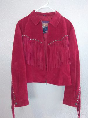 Cripple Creek leather jacket for Sale in Tulsa, OK