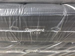Beauty rest black king size mattress $999. for Sale in Hialeah, FL