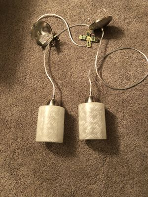 Hanging Lamp Set for Sale in La Habra, CA