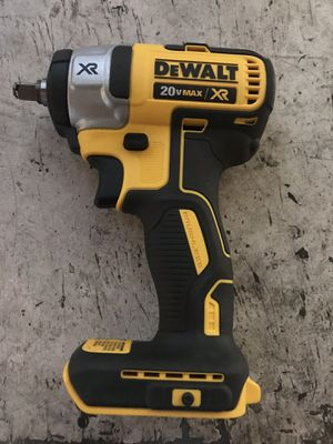DEWALT 20-Volt MAX Lithium-Ion 3/8 in. Cordless Compact Impact Wrench (Tool-Only) for Sale in Los Angeles, CA