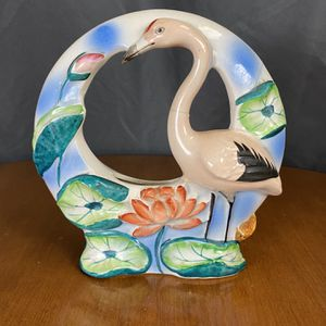 Vintage Flamingo ceramic for Sale in Los Angeles, CA