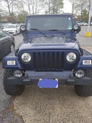 2003 Jeep Wrangler Sport for Sale in Marlboro Township, NJ