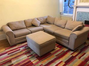 Large sectional sofa for Sale in Rockville, MD