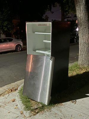 FREE curbside refrigerator-scrap for Sale in Pasadena, CA