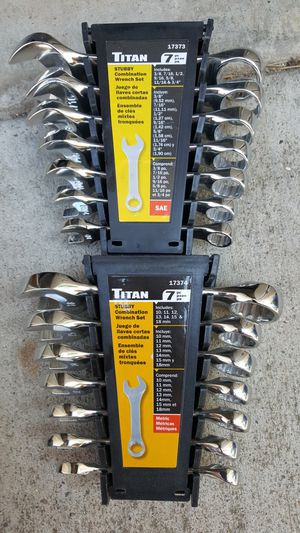stubby wrench sets for Sale in Modesto, CA