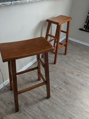 Wooden bar stools for Sale in Casselberry, FL