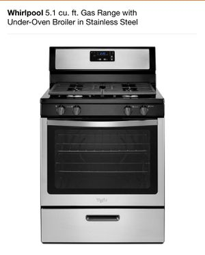 WHIRLPOOL STOVE for Sale in Hazard, CA