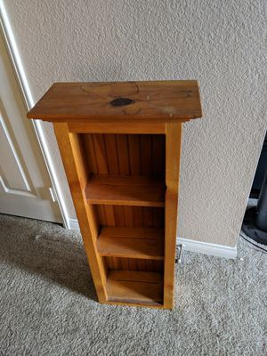 Small Bookshelf $35 OBO for Sale in Laguna Niguel, CA