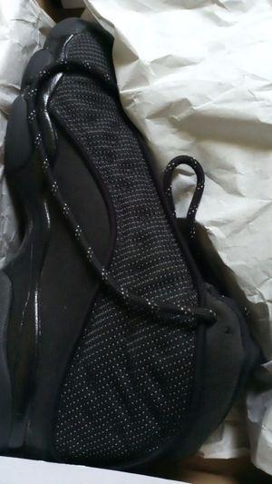 Black cat Jordan 13s for Sale in Tacoma, WA