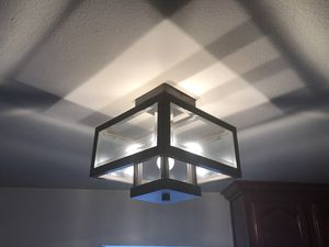 Kitchen light fixture for Sale in Vernon, CA