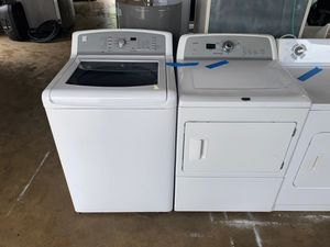 kenmore washer 1 yr warranty 2lo3735557 for Sale in San Antonio, TX