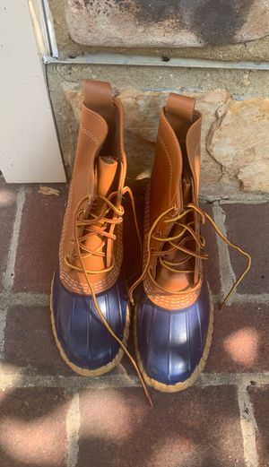 L.L Bean work boots size 8. Women's for Sale in Ambler, PA