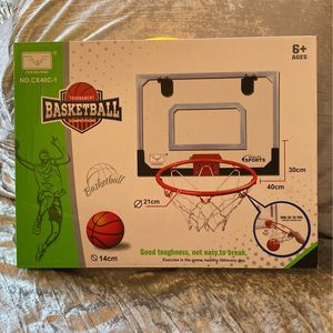 Indoor Mini Basketball Hoop. for Sale in Arlington, VA