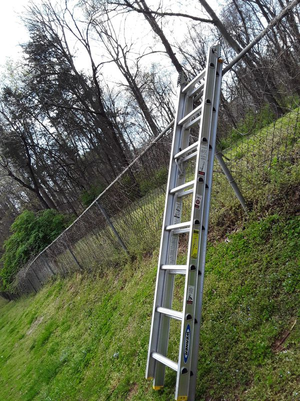 Werner Ladder for Sale in Winston-Salem, NC - OfferUp